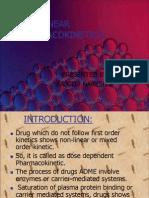 Nonlinear Pharmacokinetics 1
