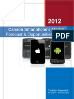 Canada Smartphone Market Forecast and Opportunities 2017