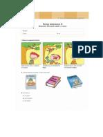 Programa lector 1° básico