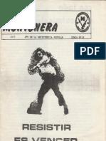 Revista Evita Montonera. Buenos Aires, Nº 18, junio 1977