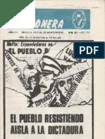 Revista Evita Montonera. Buenos Aires, Nº 19, Septiembre-Octubre 1977