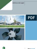 EbmpapstBR Folder Ventiladores Eletronicos