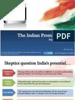 India Positive Economic Outlook