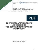 Libro Resumen Directo Cross,Objeciones Para Latinoamerica