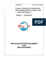 Prequalification Document