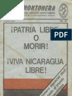 Revista Evita Montonera. Buenos Aires, Nª 25, Agosto, 1979