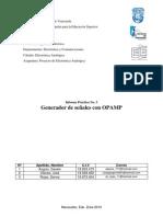 Informe .3 Proyecto