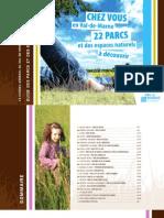 94 _guide Des Parcs & Espaces Naturels départementaux Publics