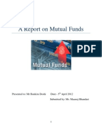 A Report on Mutual Funds2