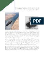 Suez,Panama Canal Dtls