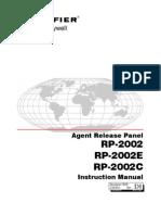 RP 2002E Manual