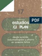 Estevez, Jaime - Crisis de Pagos y Procesos de Ajuste en Brasil y Mexico -1985