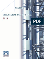 Code of Practice for the Structural Use of Steel 2011