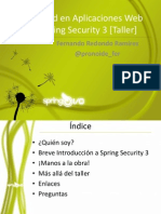 Springio2012 Taller Seguridad Web Springsecurity 3