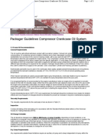 DR CompressorOilPiping Guidelines