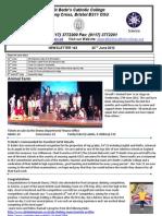 Newsletter 143 - 22.06.12