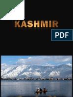 Kashmir - A Paradise in Flames