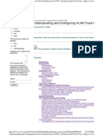 Understanding & Configuring VLAN Trunk Protocol