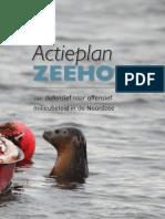 Broch Plan Zeehond NL