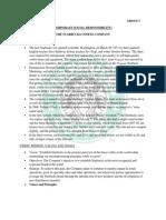 Written Reportgroup 3 Csr