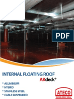AKdeck Internal Floating Roof