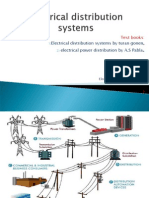 Electrical Distribution System topics