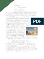 Historical Gurdwaras of Pakistan