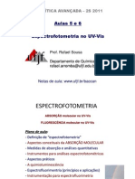 Espectrofotometria No Uv - Vis - Parte-1