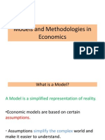 Methods and Models in Eco