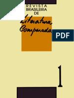 Revista Brasileira de Literatura Comparada - 01