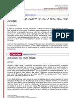 Resumen de Prensa 26-06-2012