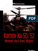 Military System - Kamov Ka-50, 52 - Werewolf, Black Shark, Alligator