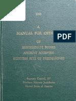 Aasr Manual 1955