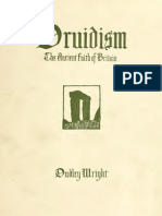 Druidism Ancient Faith of Britain Dudley Wright