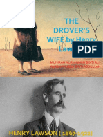 THE DROVER'S WIFE by Henry Lawson