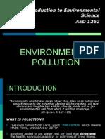 Week 4 Pollution