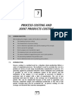 Costing and Quantitative Techniques Chapters 7-8