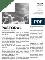 Boletim Semanal 01/07/2012 a 07/07/2012