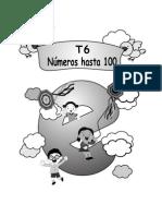 Guatematica 1 - Tema 6 - Numeros Hasta 100