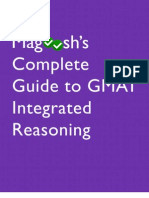 GMAT Integrated Reasoning eBook