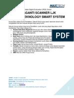 Portable Digital Evaluation (PDE)