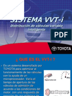Variador VVT-i 2008