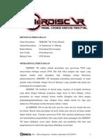 Sistem Informasi Akuntansi - Rental DVD
