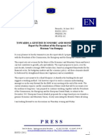 Směrem ke skutečné hospodářské a měnové unii