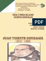 Juan Vicente Gonzalez