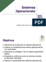Slide - Sistema Operacional