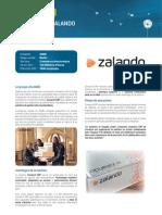 Etude de Cas - Zalando - Comarch ERP