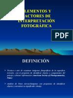 6. Elementos y Factores