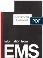 Polysynthi Manual PDF
