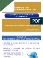 Sesion No. 3 - Funciones Del Canal en Un Mercado Virtual